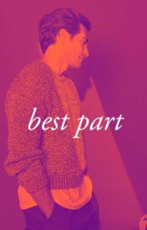 best part✿  by jkgymysterio