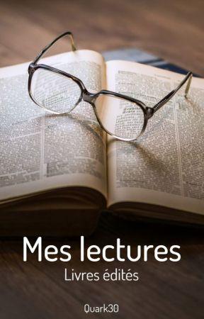 Mes lectures, livre édités by quark30