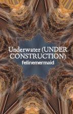 Underwater (UNDER CONSTRUCTION) by felinemermaid