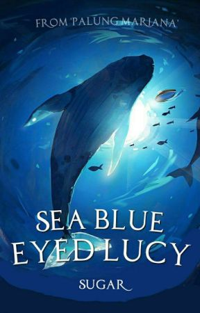 Sea Blue Eyed Lucy (2,5) by sugarrrrr_