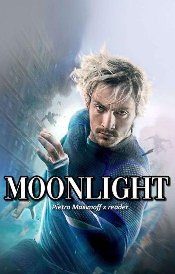 Moonlight - Avengers AoU // Pietro x Reader - (っ◔◡◔)っ