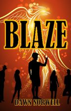 Blaze (Book One of The Guardians Series) by dawn_norwell