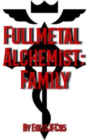 Fullmetal Alchemist: Family  by Eolisjfc95