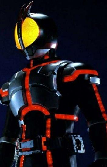 Orphenoch Hero KAMEN RIDER FAIZ  (Kamen Rider 555 x My Hero Academia)