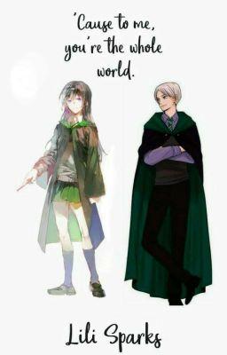 [Đồng nhân Harry Potter] Vì với tôi, cậu là cả thế giới! [Tạm Drop]