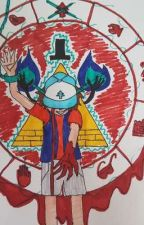 The cipher of insanity  Gravity Falls  by storysdieichliebe