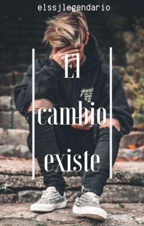 El Cambio Existe by elssjlegendario