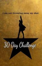 Hamilton 30 Day Challenge by cho_2004