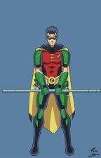 Identidad secreta - Robin by Batgirl_32