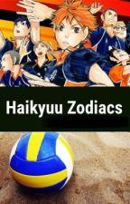 Haikyuu Zodiacs by melon-bobaaa