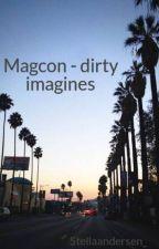 Magcon - dirty imagines by Stellaandersen_