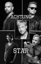 Achtung, Star (Sunrise Avenue ff) by emi0212