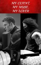 My Client, My Muse, My Lover - Stucky AU Fanfiction by xCrossbonesx