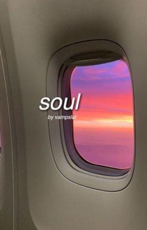 Soul | Kai Parker by cndybar