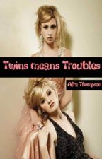 Twins means Troubles ( One Direction fanfiction ) by xBlueJerseyx