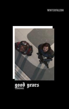 good years ; 𝐰𝐢𝐧𝐭𝐞𝐫𝐟𝐚𝐥𝐜𝐨𝐧 by mxrvelous-