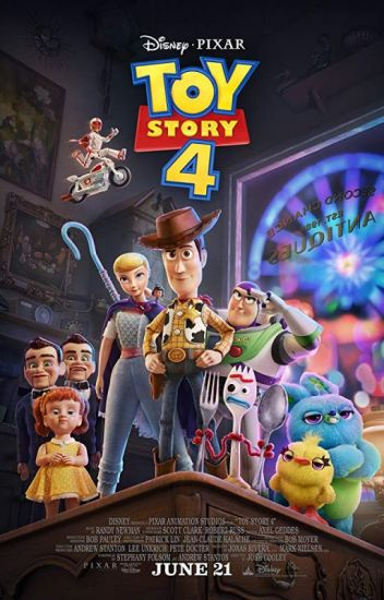 123Movies !! Toy Story 4 (2019) HD Watch Online Free