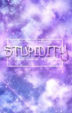 𝒑𝒂𝒊𝒏𝒕𝒊𝒏𝒈 𝒕𝒉𝒆 𝒔𝒕𝒂𝒓𝒔 𝒊𝒏 𝒕𝒉𝒆 𝒔𝒌𝒚 - [stupidity book #4] by lilxc-galaxy