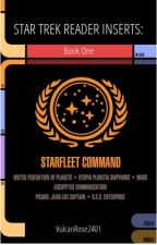 Star Trek Reader Inserts: Book One by VulcanRose2401