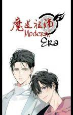 MDZS Modern Era  by Silent_A18