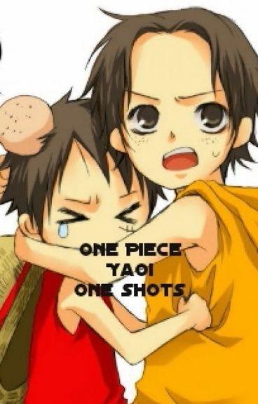 One Piece Yaoi One shots