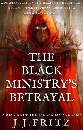 Tales of the Vangen: The Black Ministry's Betrayal by rakdosleader