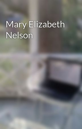 Mary Elizabeth Nelson by TerryBrewer