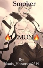 Smoker x Reader (LEMON) by Nouis_Horanson2319