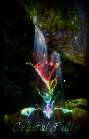 Crystal Falls by DawnsiwrTal