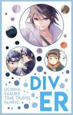 DIVER・SASUKE UCHIHA by -yonbi