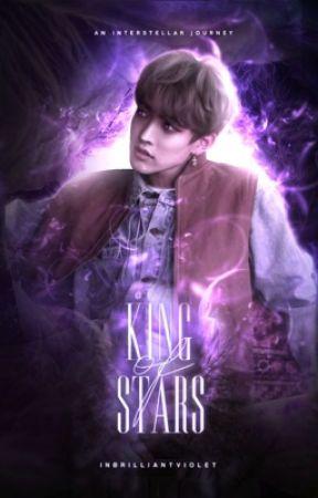 King of Stars Volume 2 (An Interstellar ATEEZ Hongjoong Fanfiction) by InBrilliantViolet