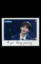 its you • hwang yunseong by bunonism
