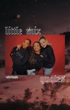 little mix incorrect quotes  by DI0RCHAE
