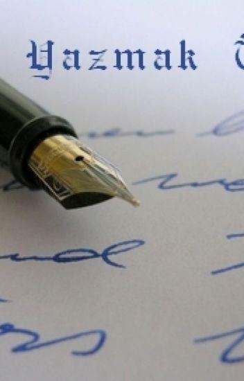 Yazarlık Üzerine Tavsiyeler