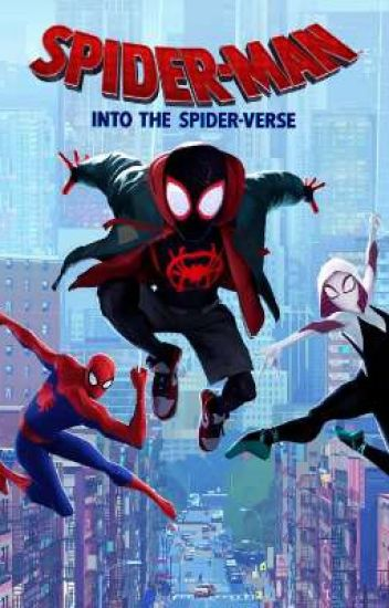 spiderman into the spiderverse miles morales x reader