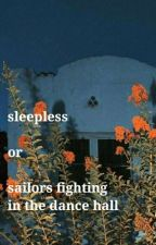 sleepless // h.s by ElTheLonelyMalteser