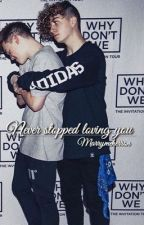 Never stopped loving you: A Jachary story ❤️ {COMPLETE} by marrymeseavey