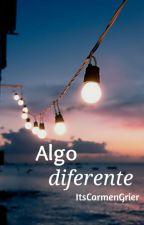 Algo diferente (Magcon) #1 by ItsCarmenGrier