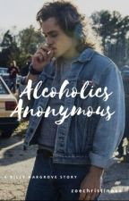Alcoholics Anonymous by zoechristinaxx