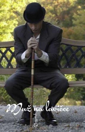 Muž na lavičce by Jamjaminka