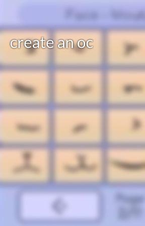 create an oc by Kbug873Musiclife