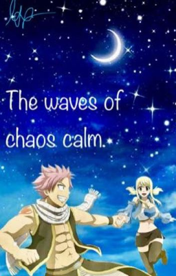 The waves of chaos calm