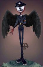 Кровавые крылья by RuslanaGel