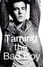 Taming the Bad Boy by lynethandmaria