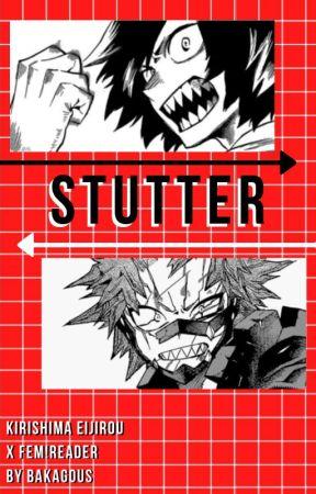 Stutter   Kirishima Eijirou by bakagous