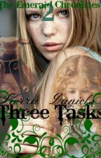 Three Tasks| Book 2| A novel in the Blue Moon series| An Avengers fan fiction series|*under editing* by yourmybeautifulsoul