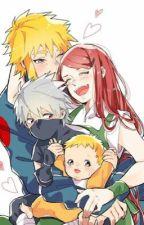 Naruto's family  by Abe_No_Seimei
