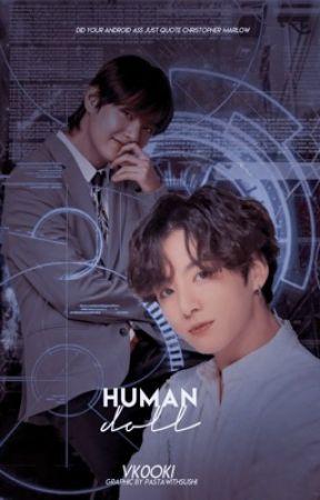 HUMAN DOŁŁ | Vkook by vko0ki