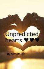 Unpredicted Hearts 💕  by fameenah