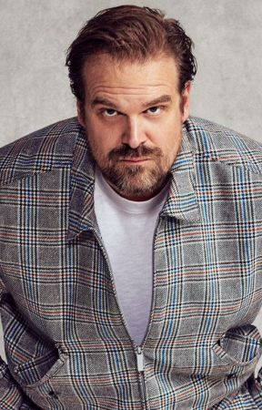 Falling For David Harbour. by NikkiDort11
